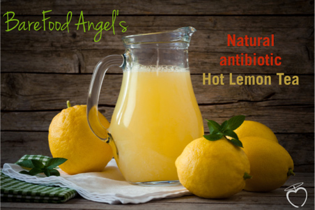 natural antibiotic tea