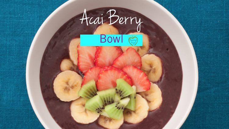 Acai Berry Bowl
