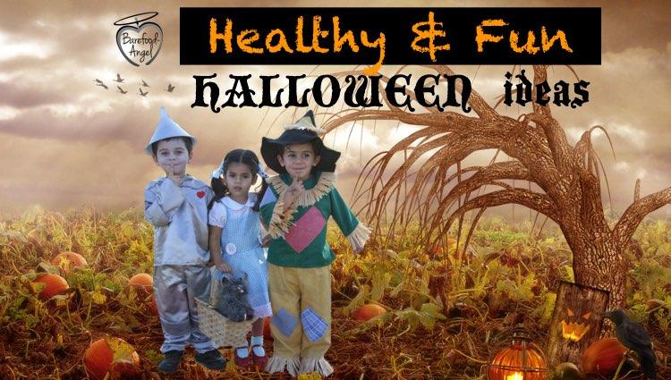 Healthy and Fun Halloween Ideas